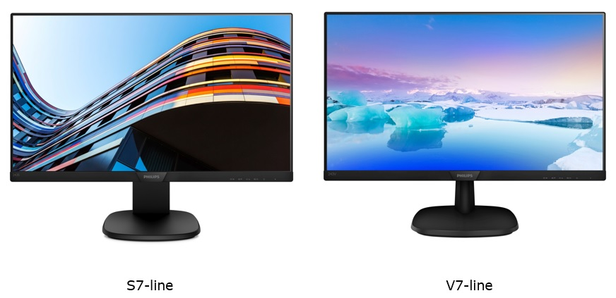 Photo of Noile game de monitoare Philips S-line și V-line