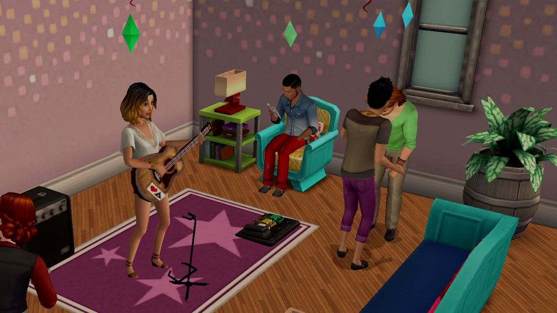 Photo of The Sims ajunge pe mobile… iar
