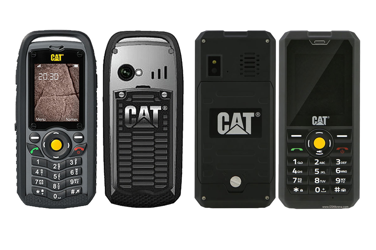 Photo of Cat B25 si CAT B30 – Doua telefoane tari ca fierul!