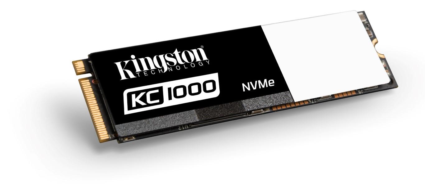 Photo of Kingston lansează SSD-ul KC1000 NVMe PCIe, de două ori mai rapid decât SSD-urile SATA