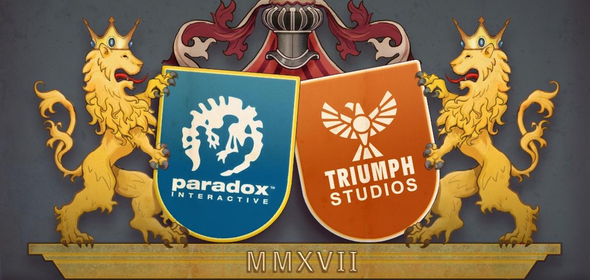 Photo of Paradox Interactive a cumpărat Triumph Studios