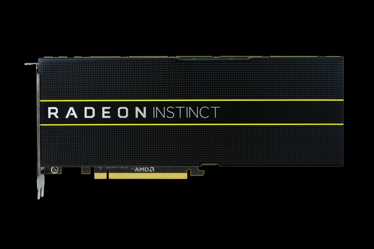 Photo of Acceleratoarele Radeon Instinct cu HBM2 ECC vor fi disponibile în următoarele luni