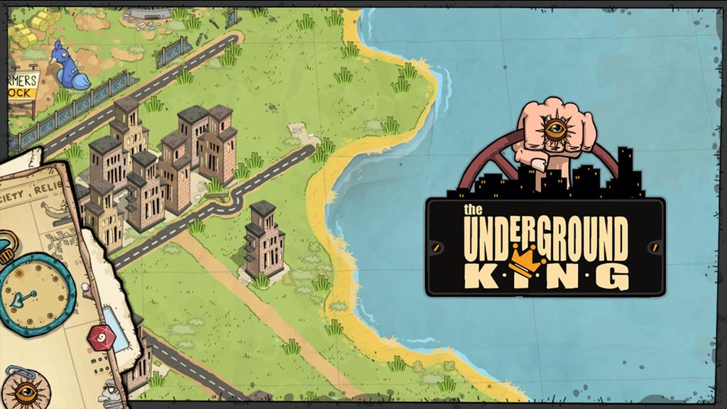Photo of Underground King, un nou joc românesc, se află pe Kickstarter