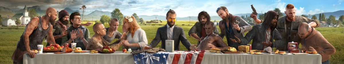 Photo of Ubisoft ne oferă încă o mostră din Far Cry 5