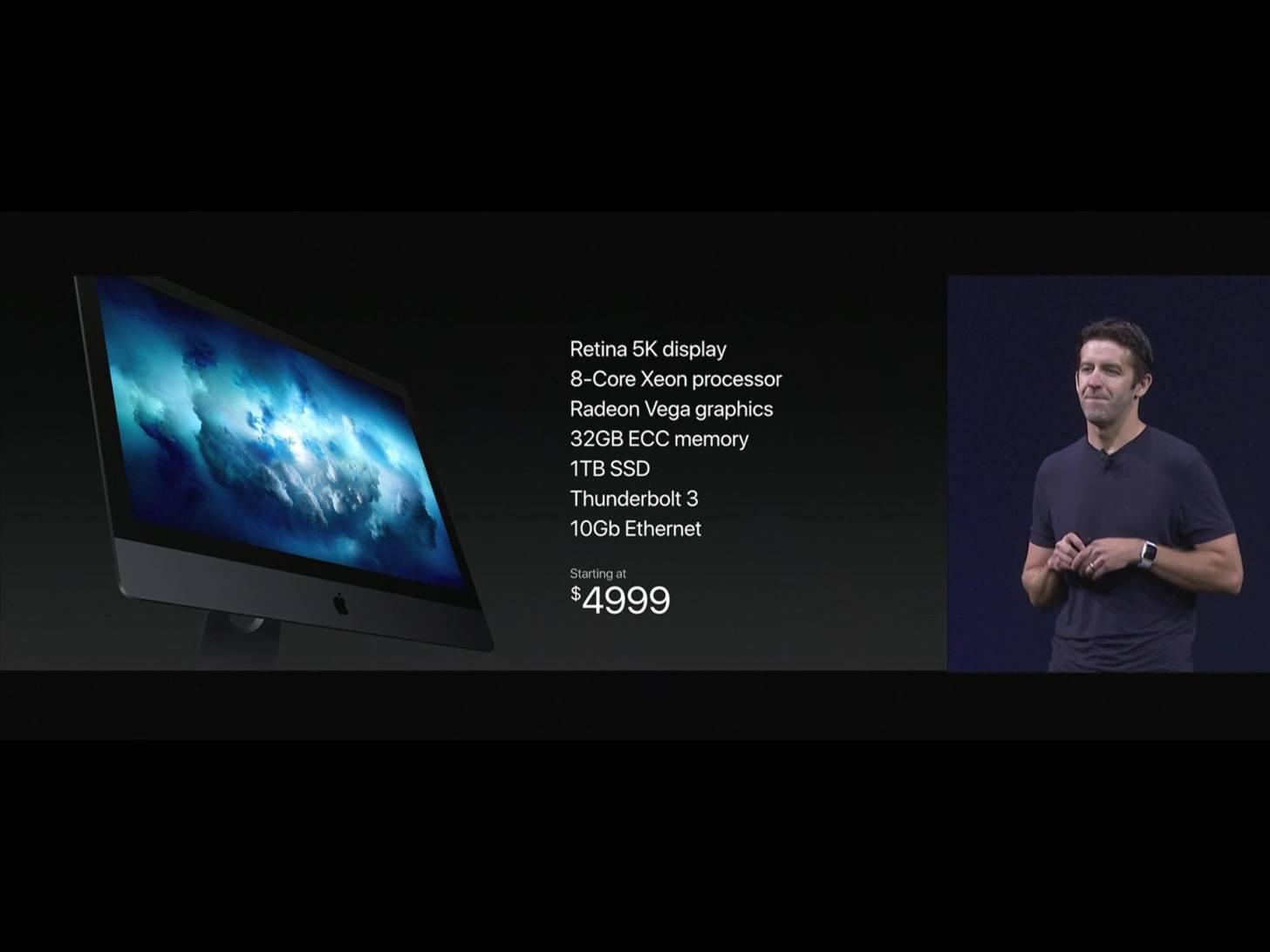 Photo of Apple anunță un iMac Pro de 7000 de dolari