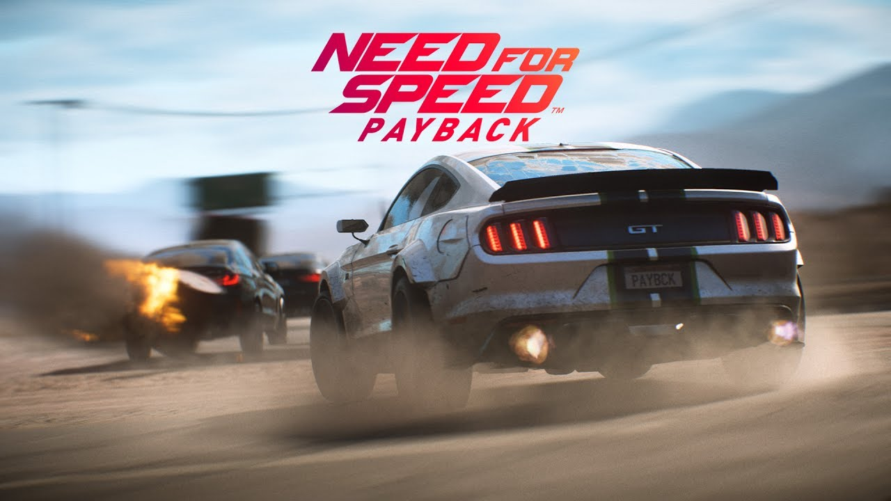 Photo of Need for Speed Payback în acțiune