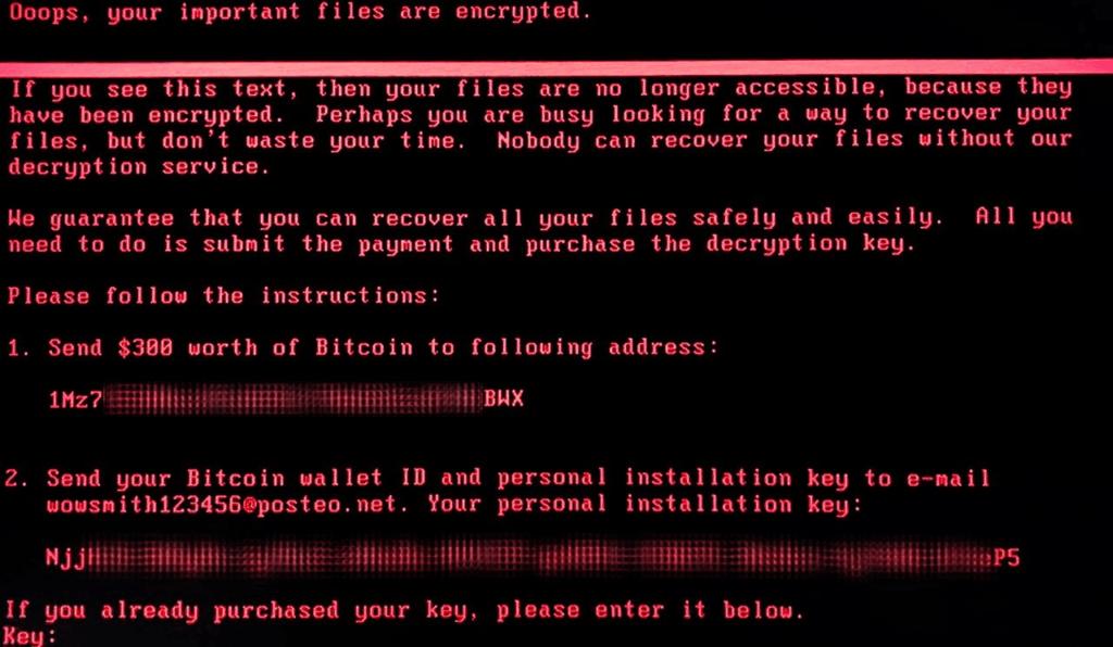 Photo of Noul Petya ar putea fi un atac dirijat, nu ransomware
