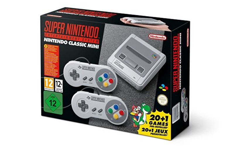 Photo of Nintendo va crește producția consolei Super NES Classic