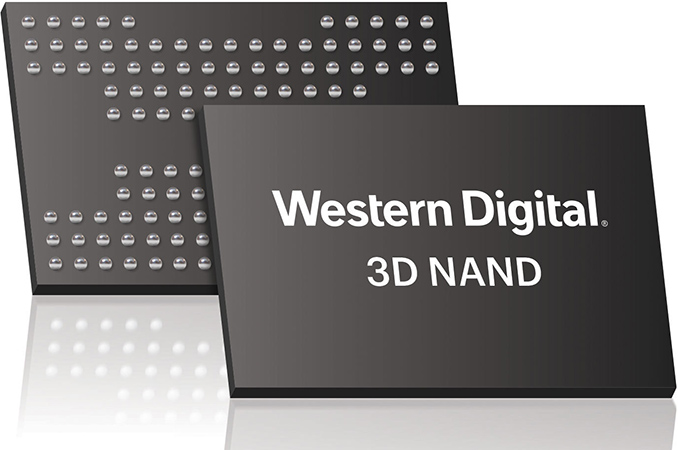 Photo of Western Digital și Toshiba anunță o nouă generație de memorie NAND Flash