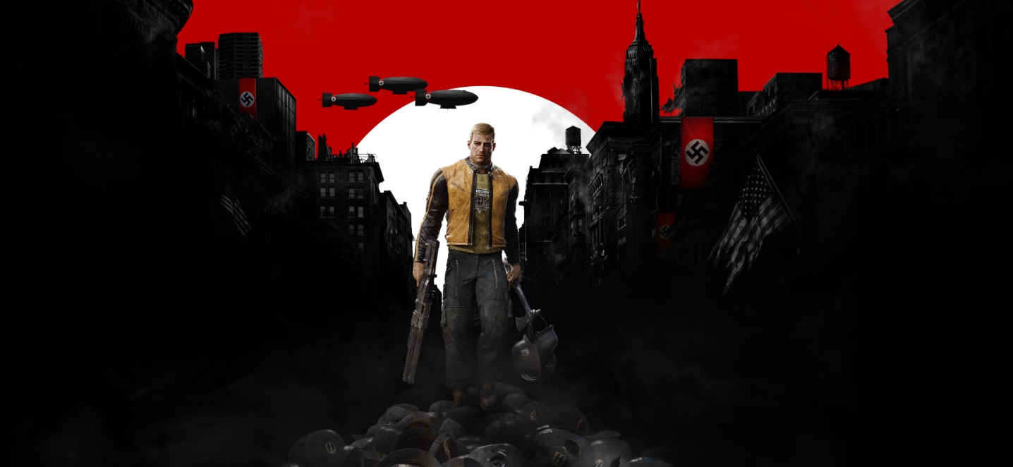 Photo of Wolfenstein 2 The New Colossus a fost anunțat