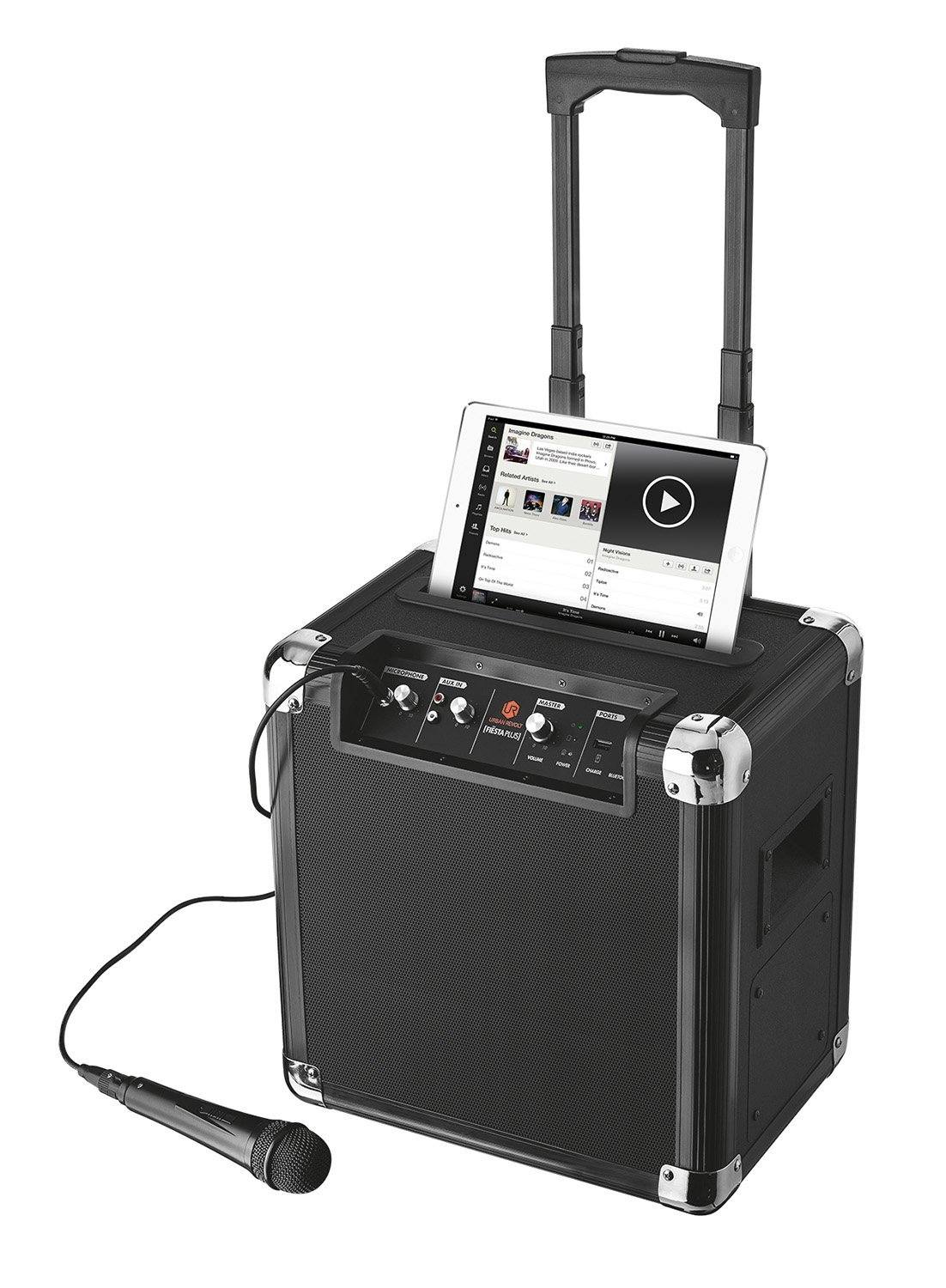 Photo of Trust Urban Fiesta Plus – The ultimate karaoke machine!