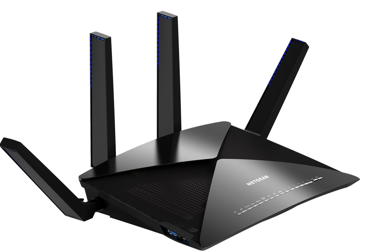Photo of Netgear Nighthawk X10 AD7200-Un router venit din viitor!