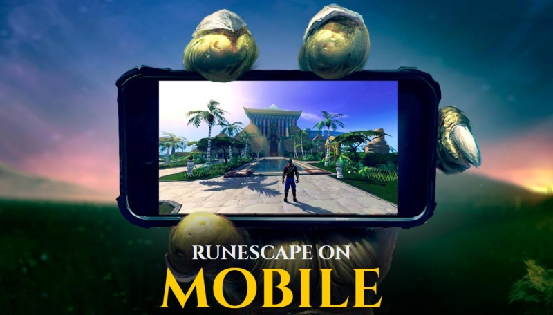 Photo of RuneScape sosește pe mobile