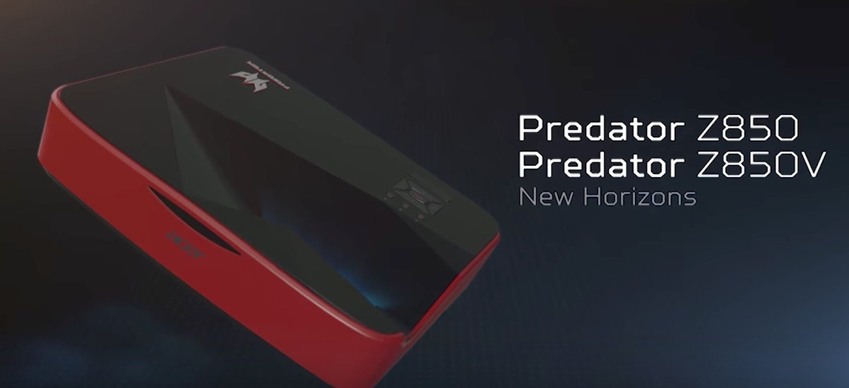 Photo of Acer Predator Z850  – proiectorul care iti schimba viata de gamer