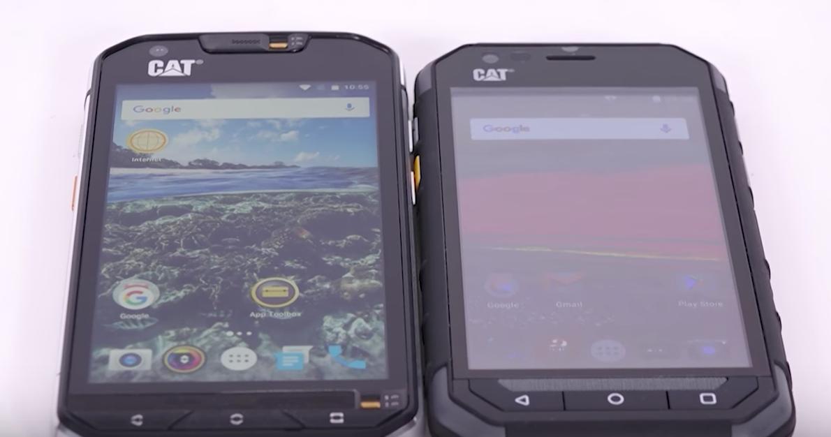 Photo of CAT S60 si CAT S30, cele mai rezistente telefoane smart!