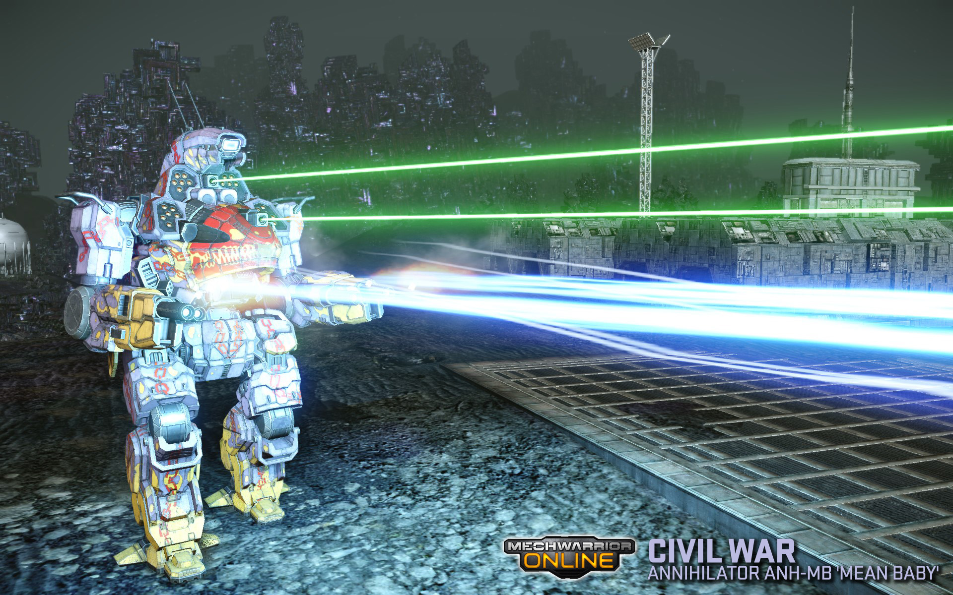 Photo of MechWarrior Online Civil War începe mâine