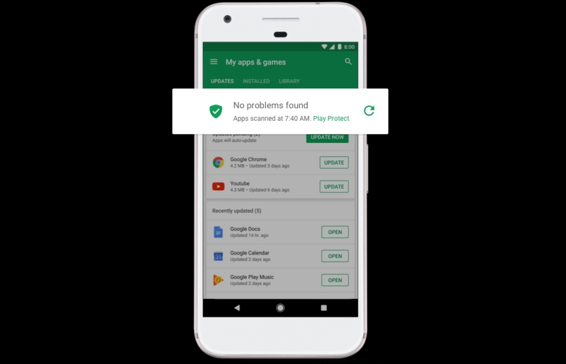 Photo of Google Play Protect tot nu prea împiedică malware