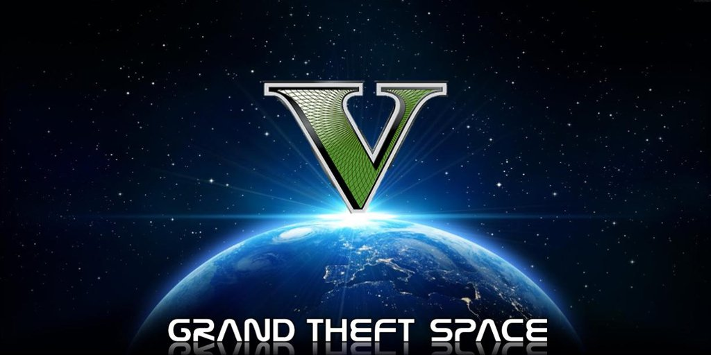 Photo of Modul Grand Theft Space pentru GTA 5 a fost lansat