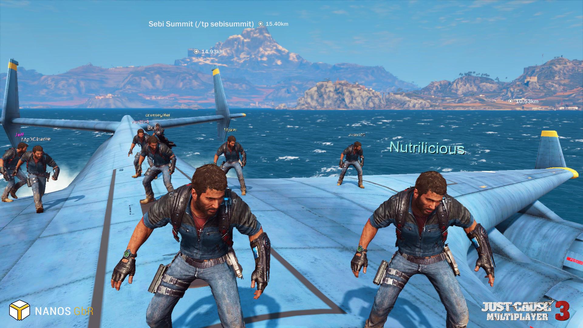 Photo of Just Cause 3 multiplayer va fi lansat săptămâna viitoare