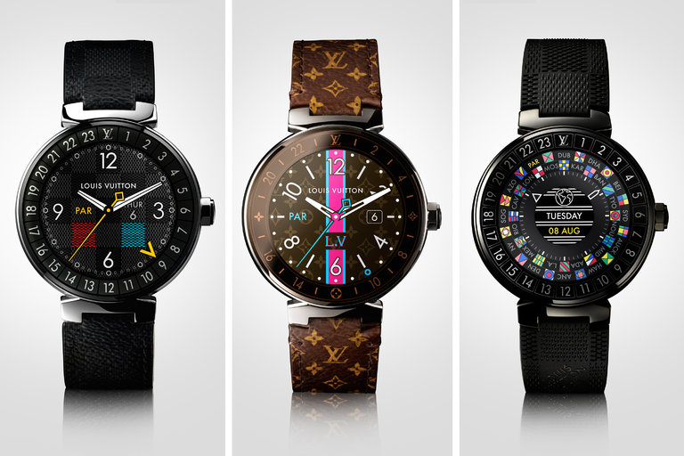 Photo of Un smartwatch de 2450 de dolari a fost lansat de Louis Vuitton