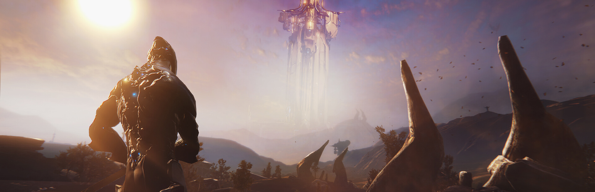 Photo of Warframe devine open world