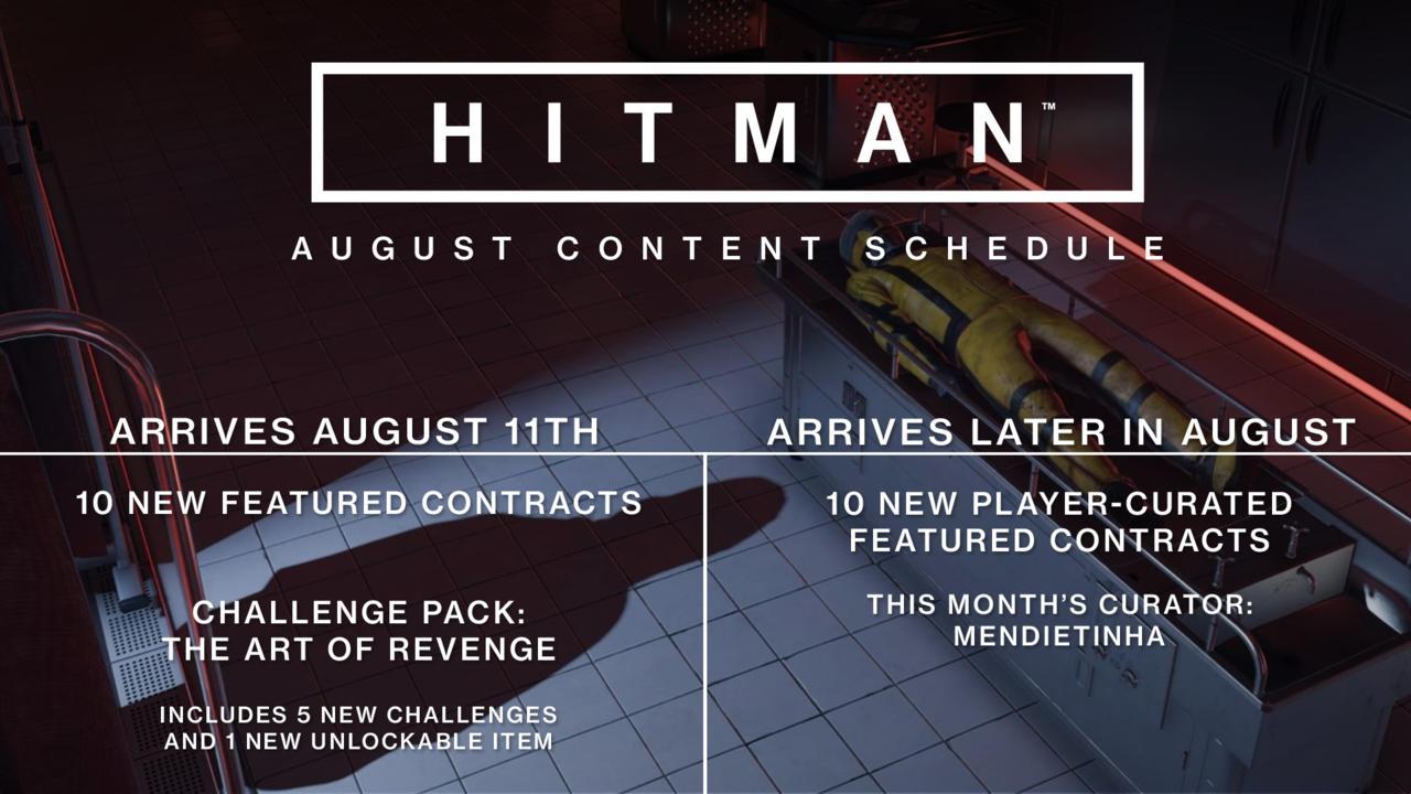 Photo of Hitman anunță conținut nou și trece de 5 milioane de jucători