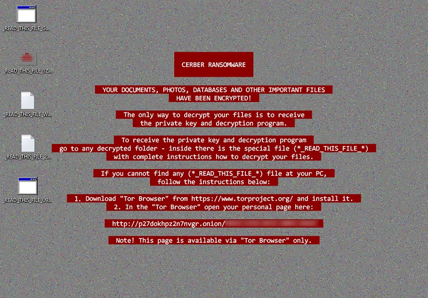 Photo of Ransomware-ul Cerber evoluează