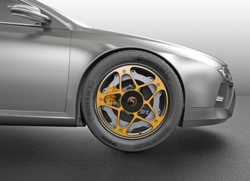 Photo of Continental reinventează roata – și sistemul de frânare – pentru mașinile electrice