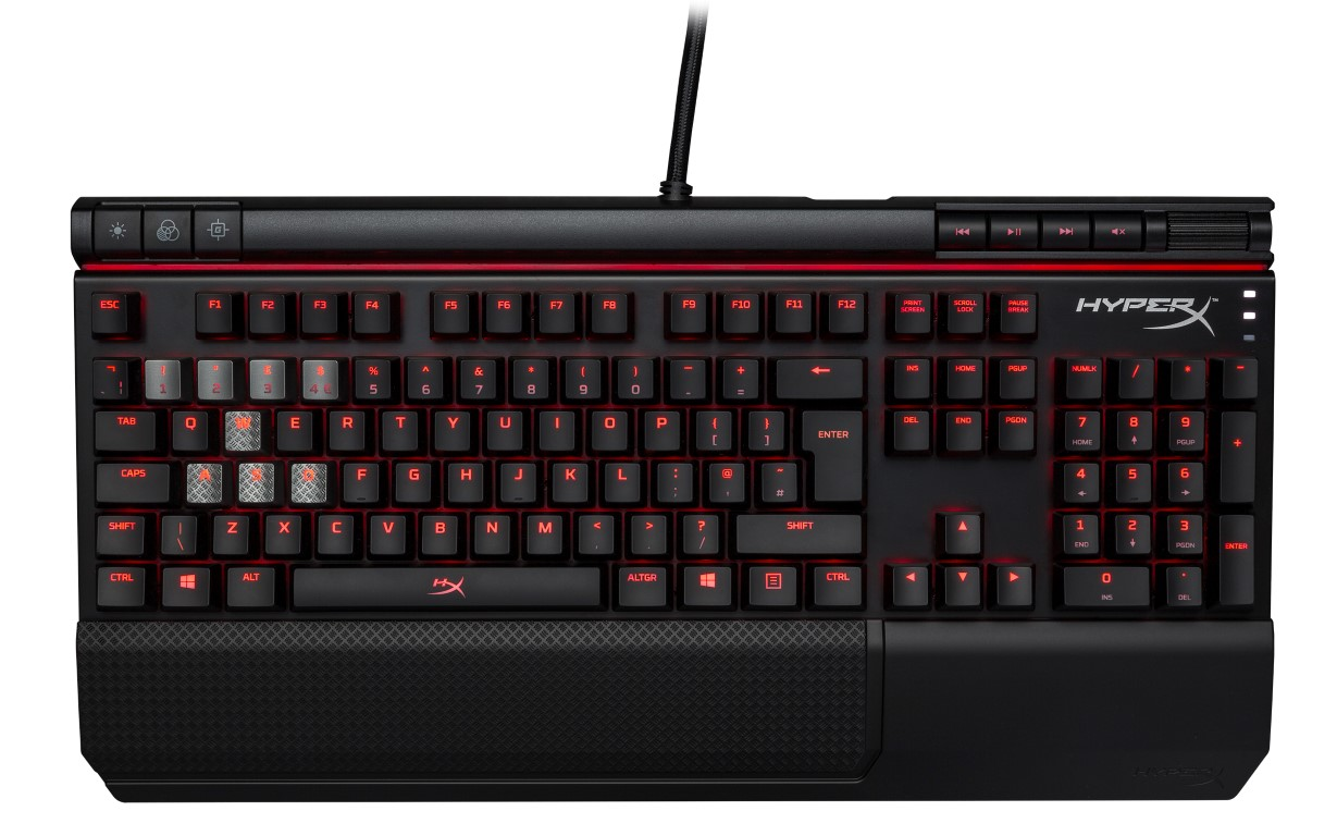 Photo of HyperX lansează tastaturile mecanice de gaming HyperX Alloy Elite și TKL HyperX Alloy FPS Pro