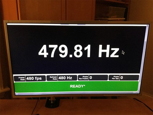 Photo of Avem acum monitoare de 480Hz