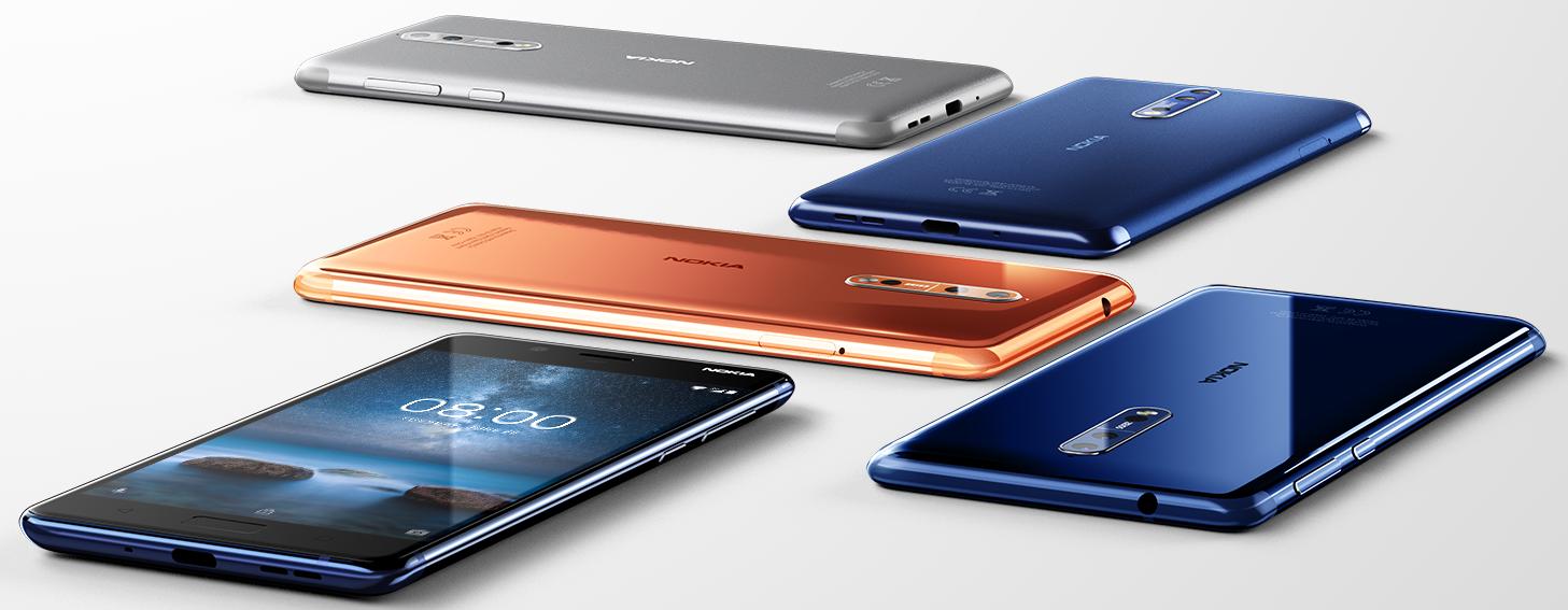 Photo of Nokia recâștigă teren în fața HTC, OnePlus sau Google Pixel!