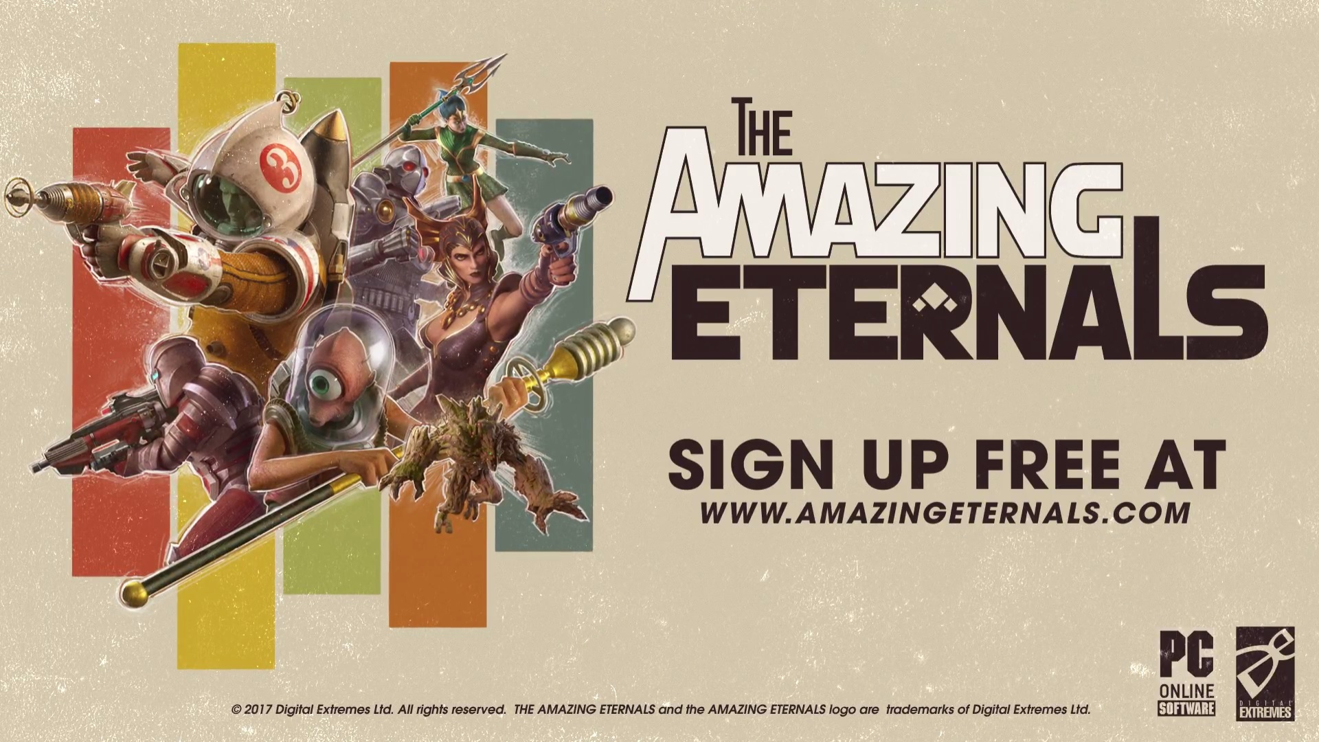 Photo of The Amazing Eternals – noul FPS de la producătorii lui Warframe