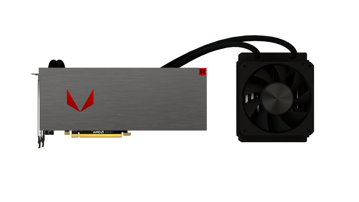 Photo of AMD Radeon RX Vega 64 Liquid Cooled – Tot Vega, dar mai rece!