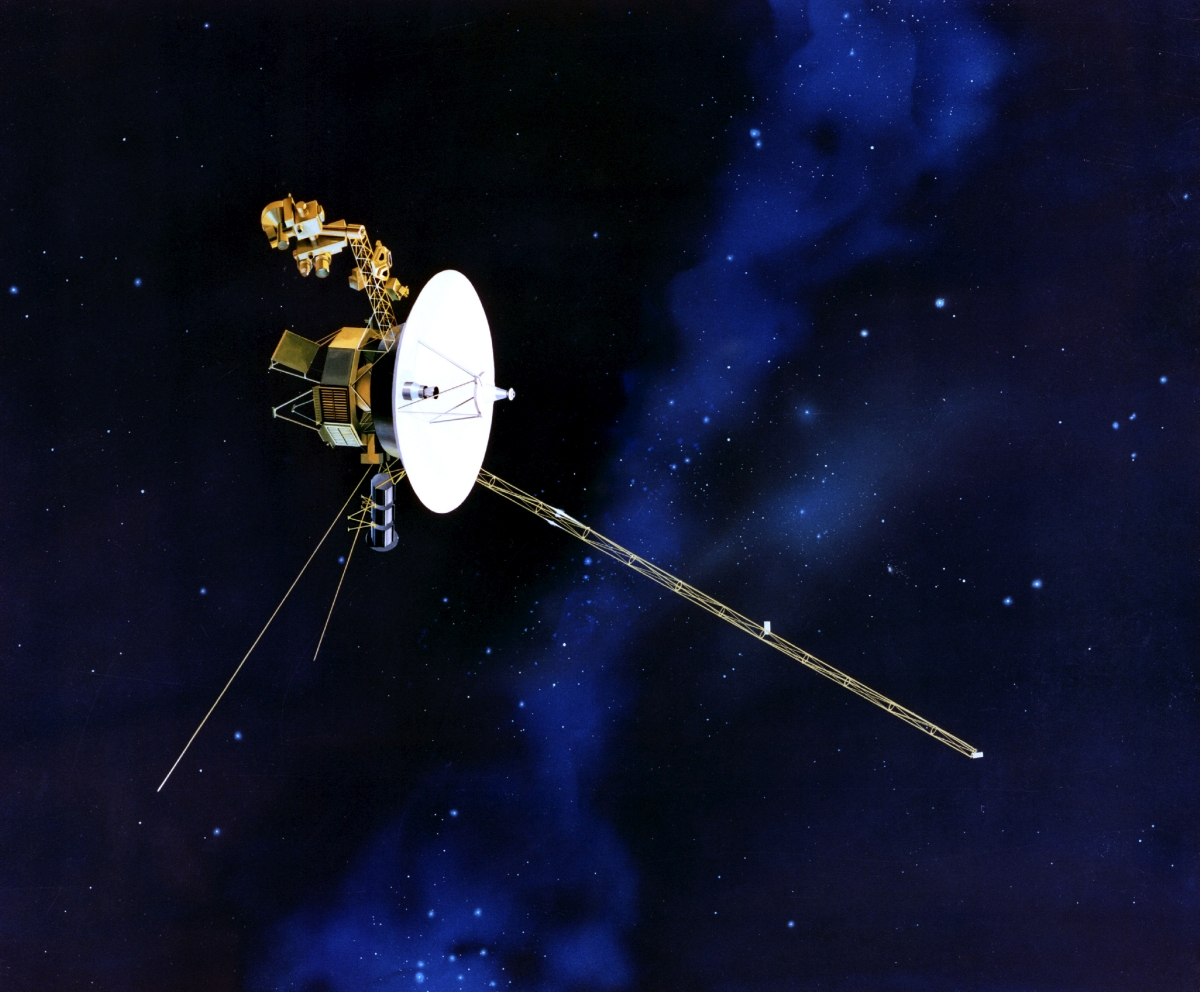 Photo of NASA sărbătorește 40 de ani Voyager