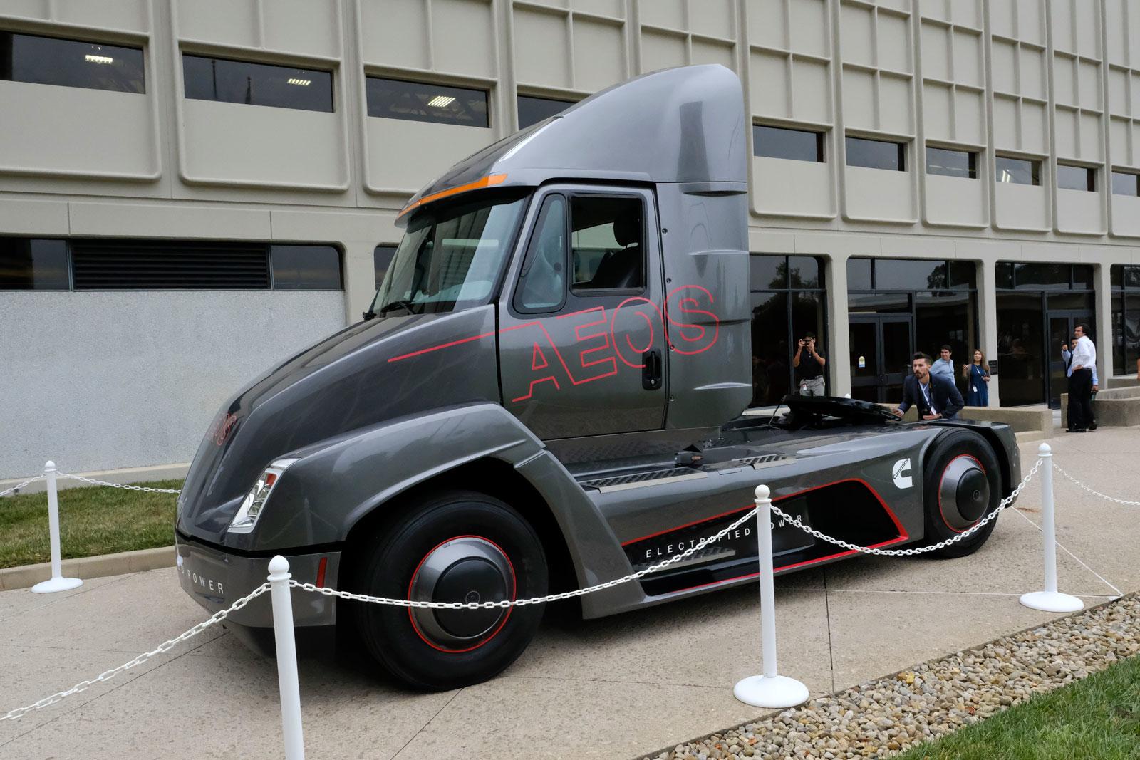 Photo of A apărut un camion electric, dar nu unul Tesla