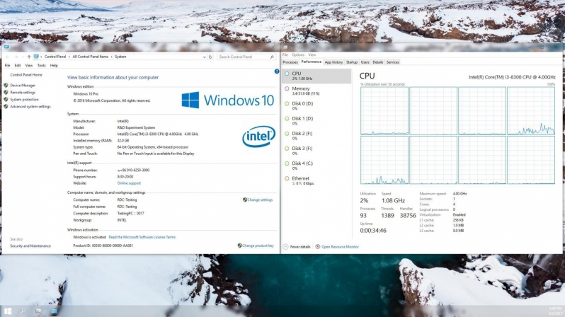 Photo of Zvon: Intel Core i3 Coffee Lake ar putea avea 4 nuclee cu Hyperthreading