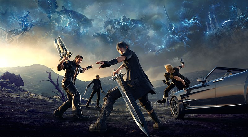 Photo of Final Fantasy 15 a fost anunțat pentru PC