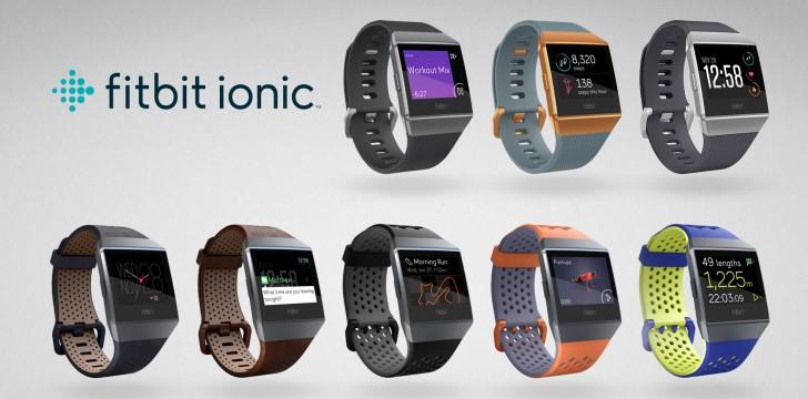 Photo of Fitbit lansează smartwatch-ul Ionic, cu un sistem de operare propriu