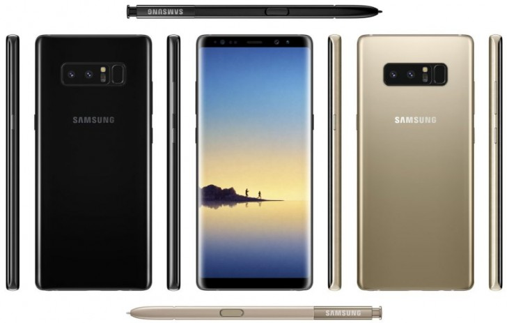 Photo of Comparație între Galaxy Note 8 și Galaxy S8+