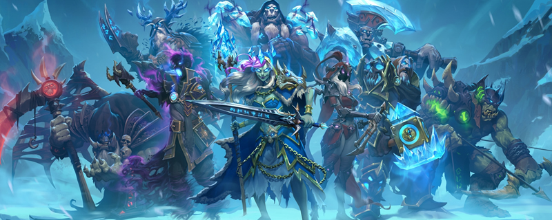 Photo of Hearthstone Knights of the Frozen Throne a primit o dată de lansare