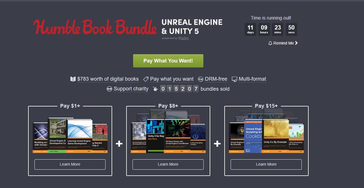 Photo of Humble Bundle vine în ajutorul dezvoltatorilor de jocuri amatori