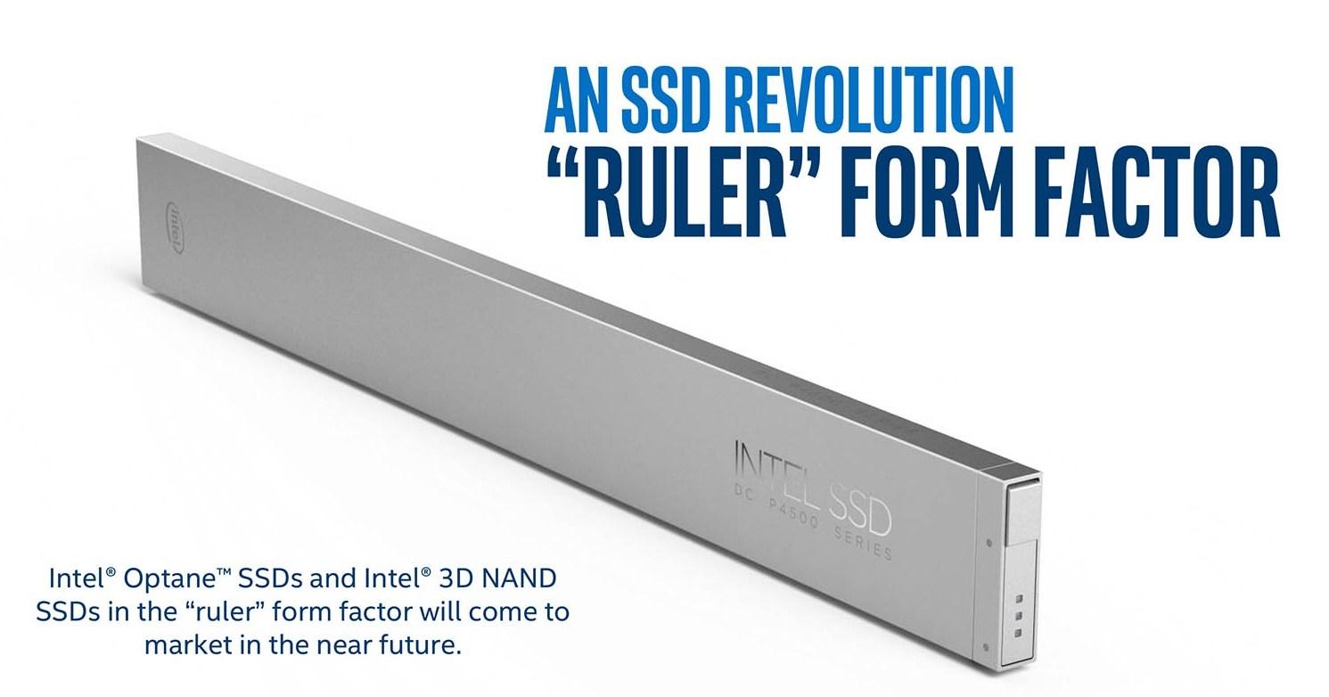 Photo of Intel a dezvoltat un nou standard de formă pentru SSD-uri