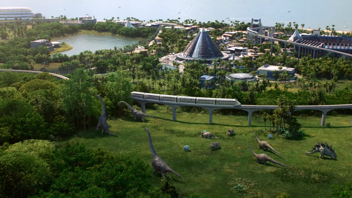Photo of Creatorii lui Planet Coaster anunță Jurassic World Evolution
