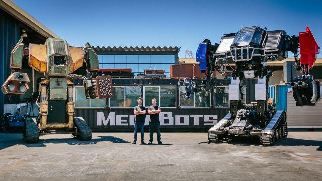 Photo of Prima bătălie internațională cu roboți gigantici se apropie