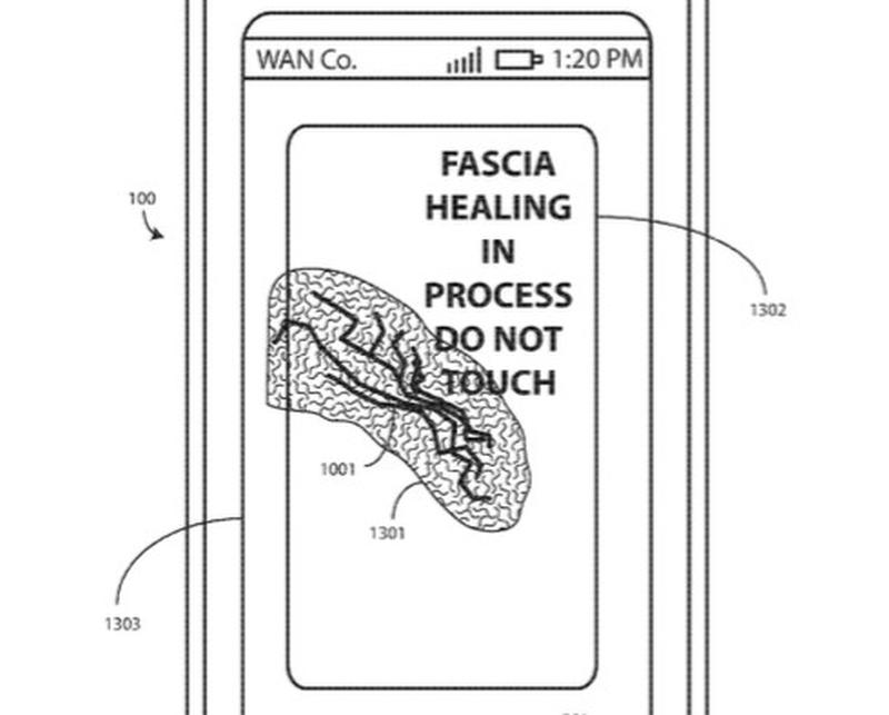 Photo of Motorola a brevetat un ecran ce se poate repara de unul singur