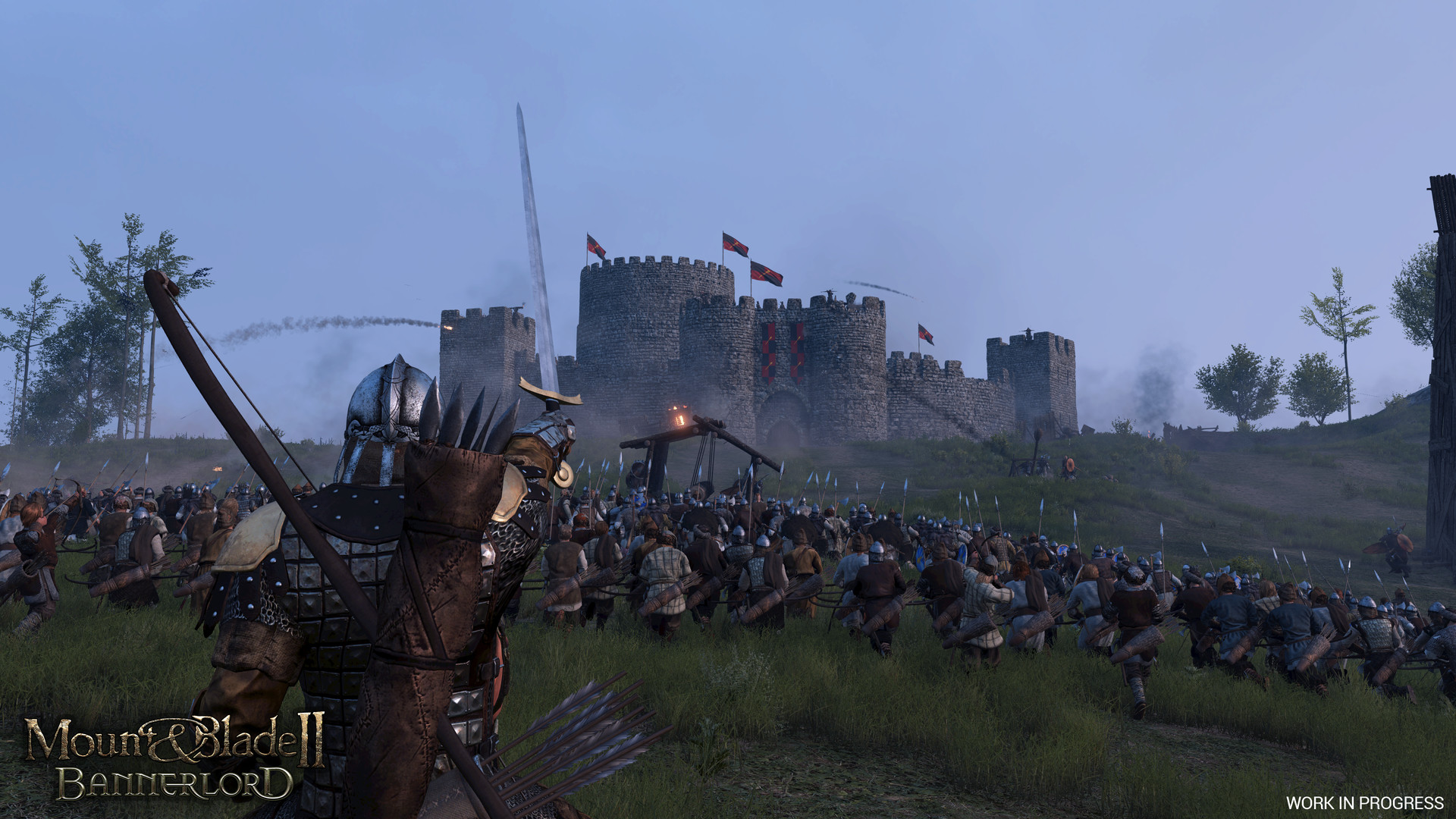 Photo of Mount and Blade 2 Bannerlord: 20 de minute de gameplay