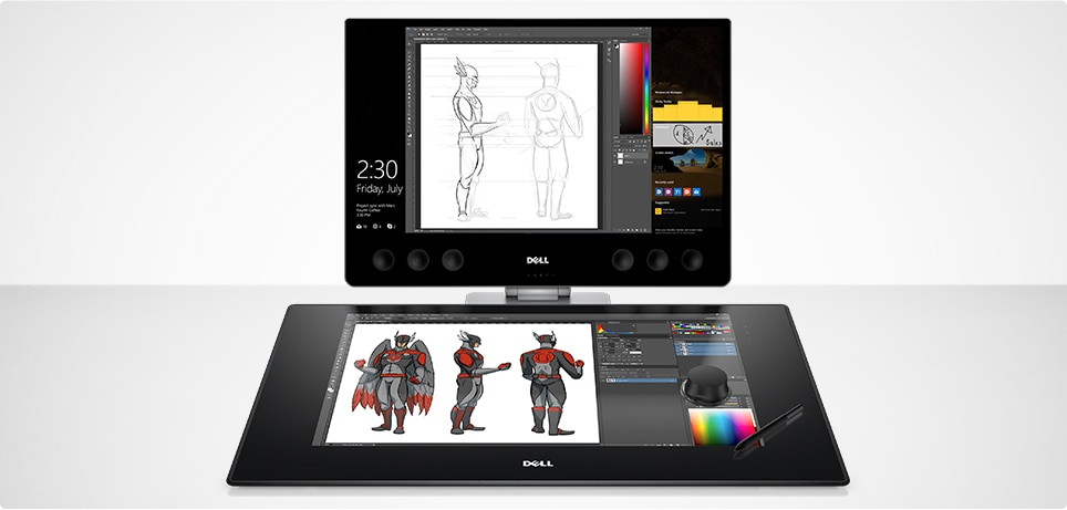 Photo of Dell anunță un competitor pentru Surface Studio, Canvas