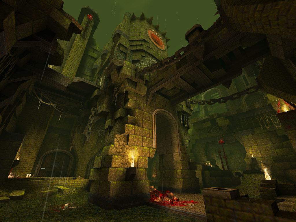 Photo of A fost lansată cea mai complicată hartă făcută vreodată pentru Quake 1