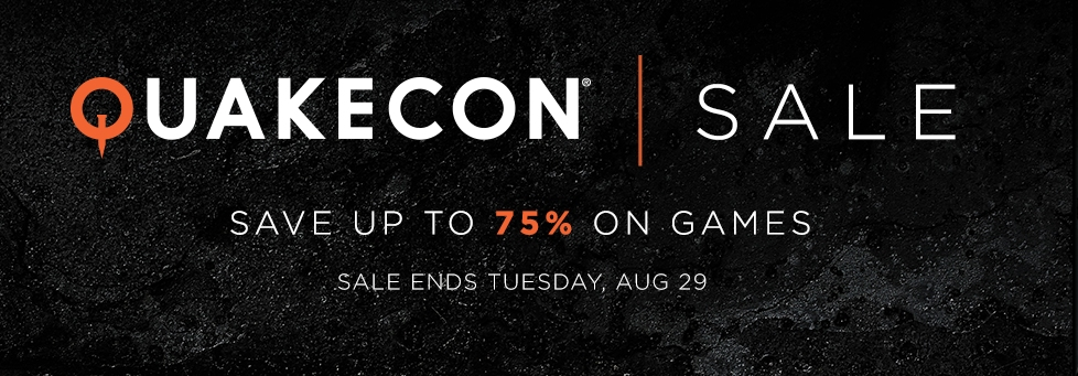Photo of QuakeCon aduce reduceri mari pe Steam