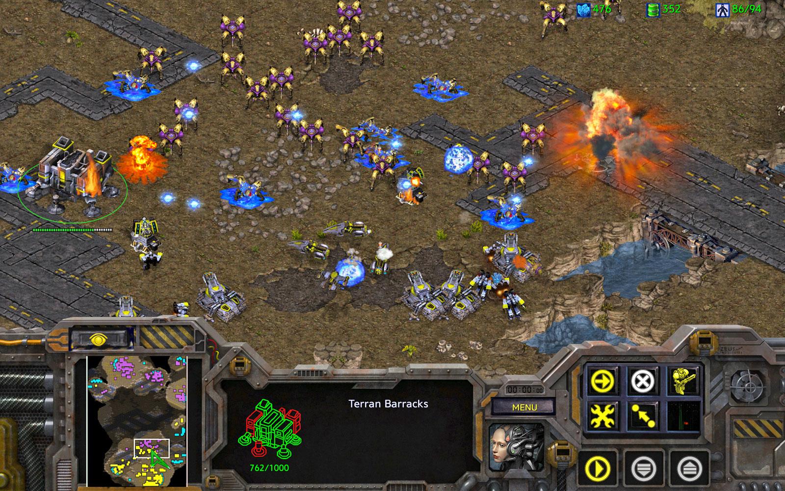 Photo of Un jucător profesionist de StarCraft câștigă o competiție jucând cu piciorul